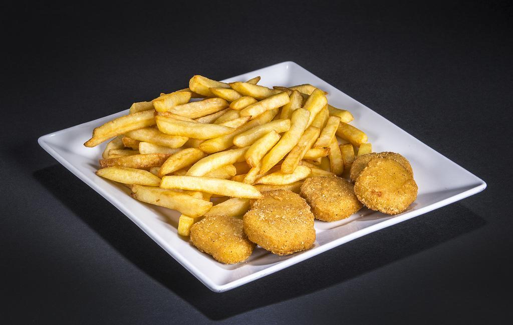 nuguets mas patatas
